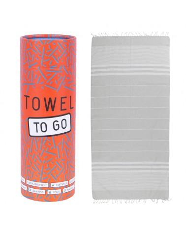 OVO8 towel to go ranksluostis